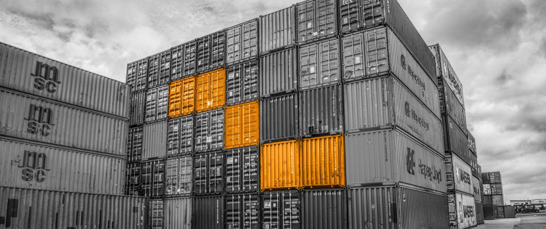 Container Plattformen