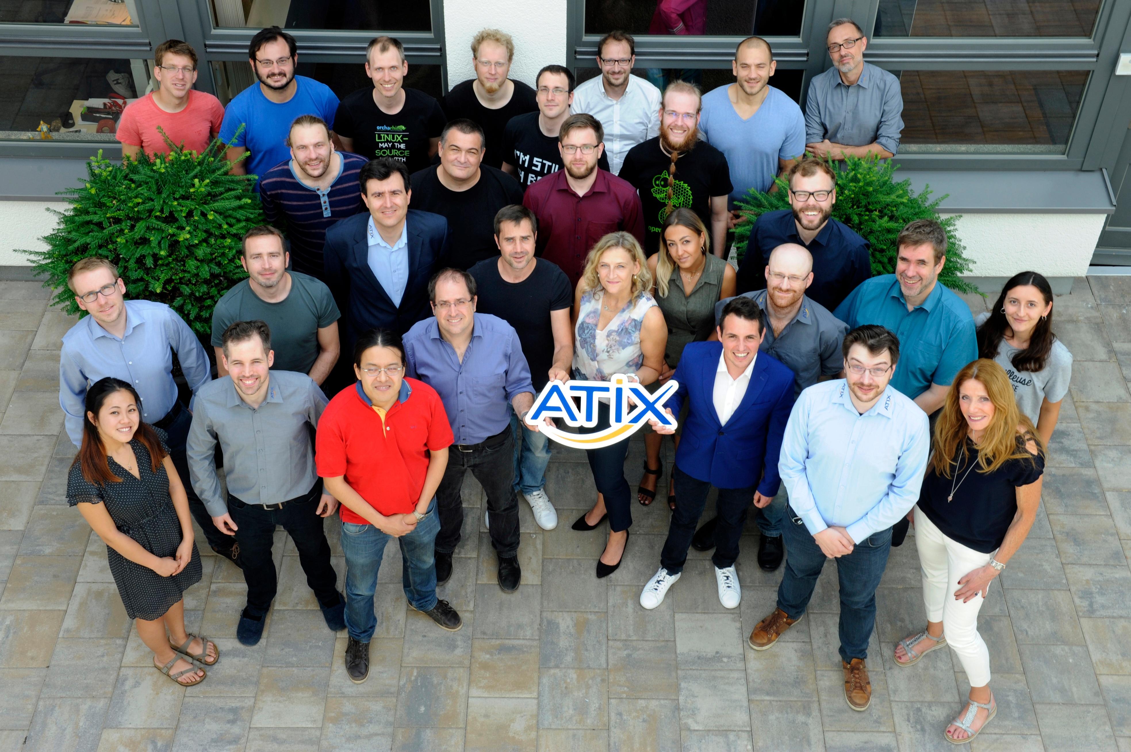 ATIX Crew!